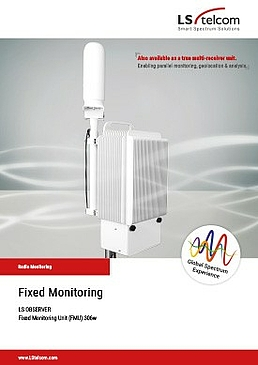 LS OBSERVER: Fixed Monitoring Unit (FMU)