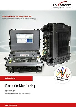 LS OBSERVER: Protected Portable Unit (PPU)