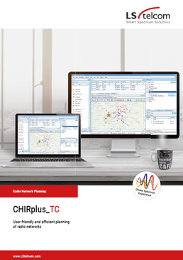 CHIRplus_TC: User-friendly and Efficient Planning of Reliable Radio Networks